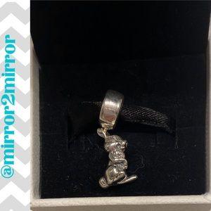 🎄Auth. Pandora Disney Thumper Dangle charm